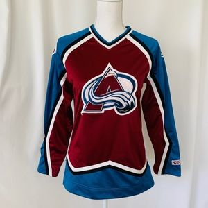 Officially Licensed Colorado Avalanche Jersey